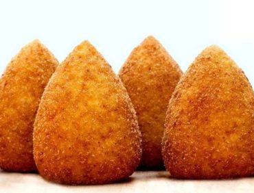 Famous chef uses Conti rice for his arancino